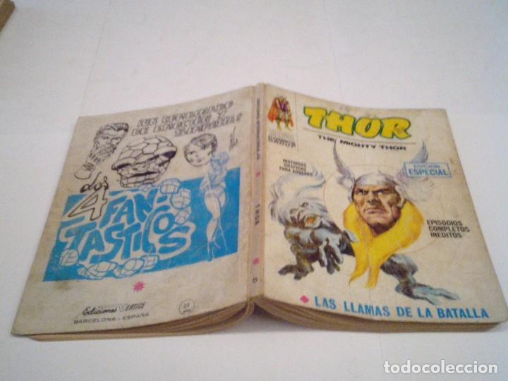Cómics: THOR - VOLUMEN 1 - VERTICE - COLECCION COMPLETA - BUEN ESTADO - GORBAUD - Foto 28 - 117414171