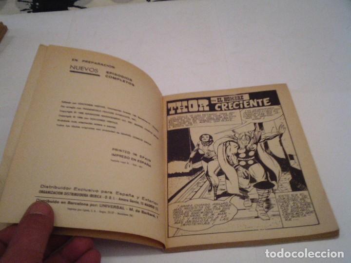 Cómics: THOR - VOLUMEN 1 - VERTICE - COLECCION COMPLETA - BUEN ESTADO - GORBAUD - Foto 31 - 117414171