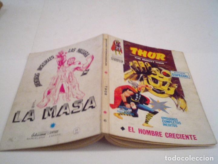 Cómics: THOR - VOLUMEN 1 - VERTICE - COLECCION COMPLETA - BUEN ESTADO - GORBAUD - Foto 33 - 117414171