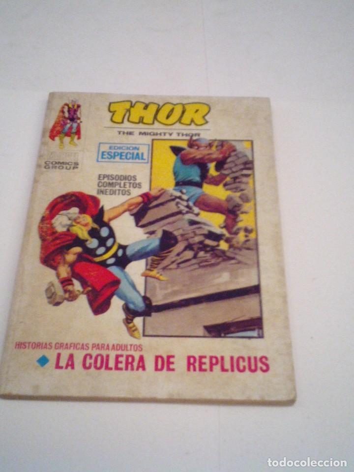 Cómics: THOR - VOLUMEN 1 - VERTICE - COLECCION COMPLETA - BUEN ESTADO - GORBAUD - Foto 34 - 117414171