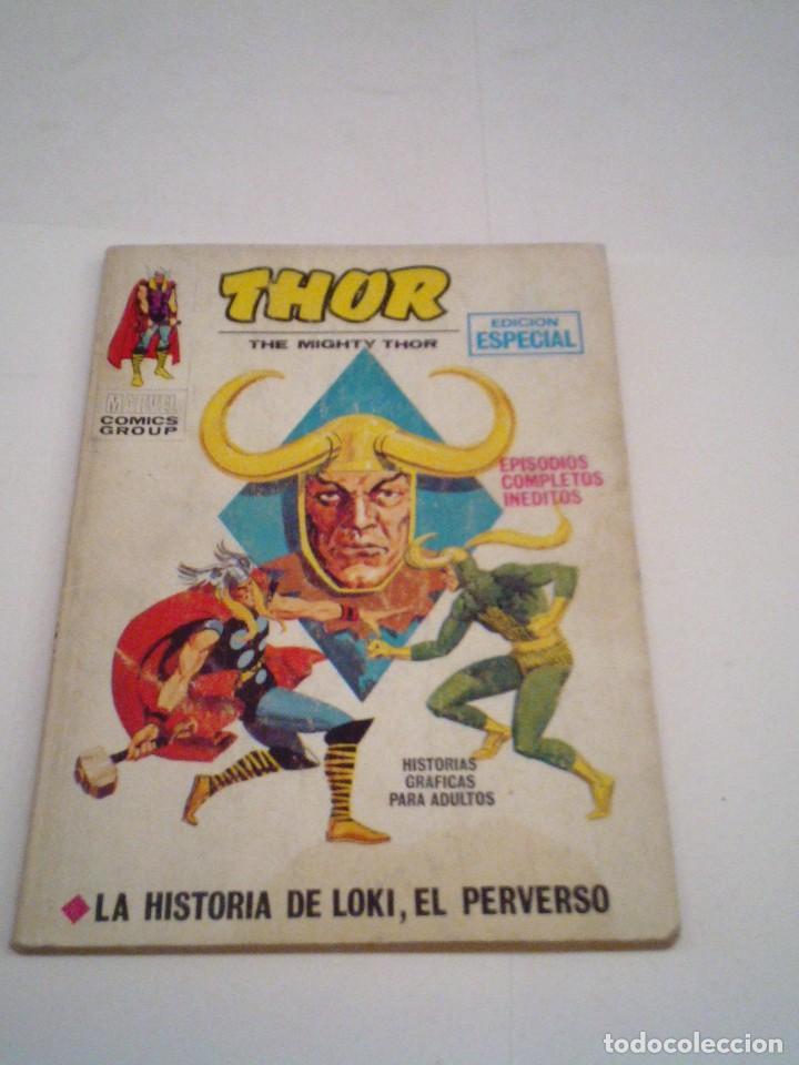 Cómics: THOR - VOLUMEN 1 - VERTICE - COLECCION COMPLETA - BUEN ESTADO - GORBAUD - Foto 39 - 117414171