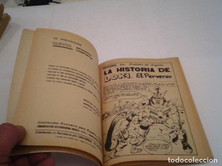 Cómics: THOR - VOLUMEN 1 - VERTICE - COLECCION COMPLETA - BUEN ESTADO - GORBAUD - Foto 41 - 117414171