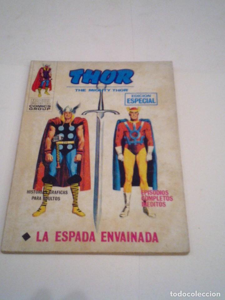 Cómics: THOR - VOLUMEN 1 - VERTICE - COLECCION COMPLETA - BUEN ESTADO - GORBAUD - Foto 44 - 117414171