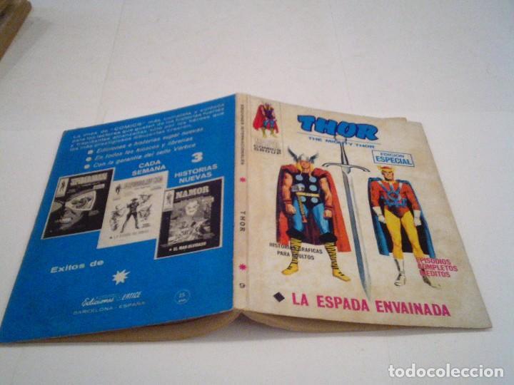 Cómics: THOR - VOLUMEN 1 - VERTICE - COLECCION COMPLETA - BUEN ESTADO - GORBAUD - Foto 48 - 117414171
