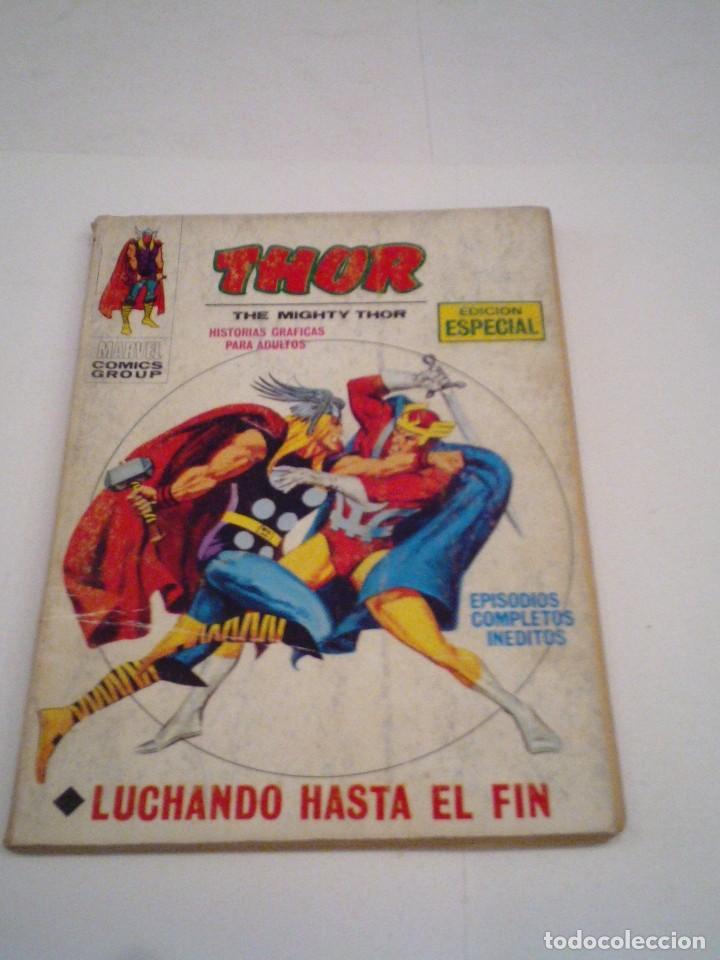 Cómics: THOR - VOLUMEN 1 - VERTICE - COLECCION COMPLETA - BUEN ESTADO - GORBAUD - Foto 49 - 117414171