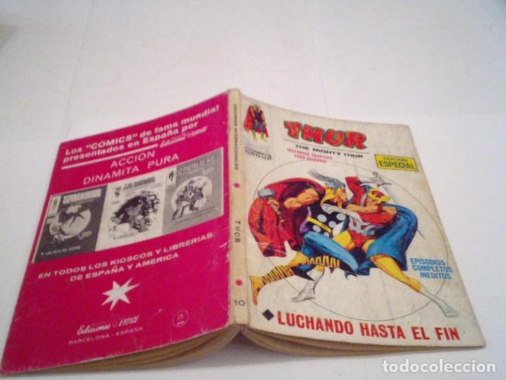 Cómics: THOR - VOLUMEN 1 - VERTICE - COLECCION COMPLETA - BUEN ESTADO - GORBAUD - Foto 53 - 117414171
