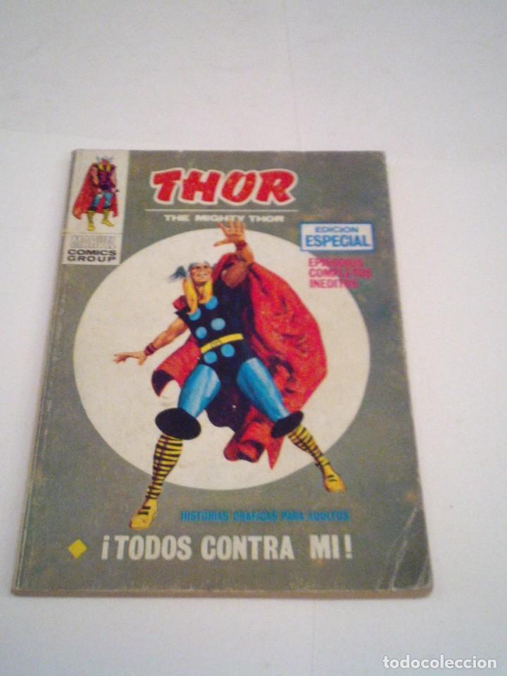 Cómics: THOR - VOLUMEN 1 - VERTICE - COLECCION COMPLETA - BUEN ESTADO - GORBAUD - Foto 54 - 117414171