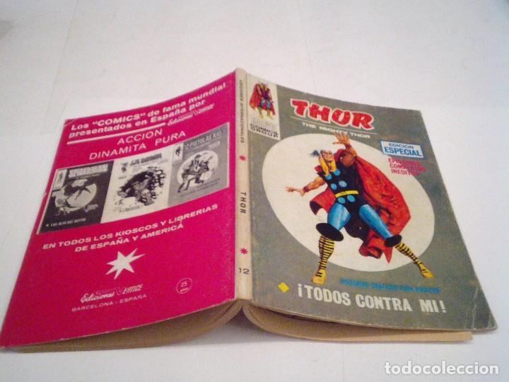 Cómics: THOR - VOLUMEN 1 - VERTICE - COLECCION COMPLETA - BUEN ESTADO - GORBAUD - Foto 58 - 117414171
