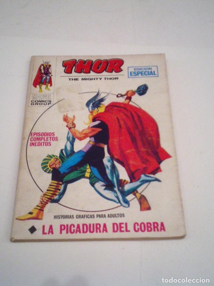 Cómics: THOR - VOLUMEN 1 - VERTICE - COLECCION COMPLETA - BUEN ESTADO - GORBAUD - Foto 64 - 117414171