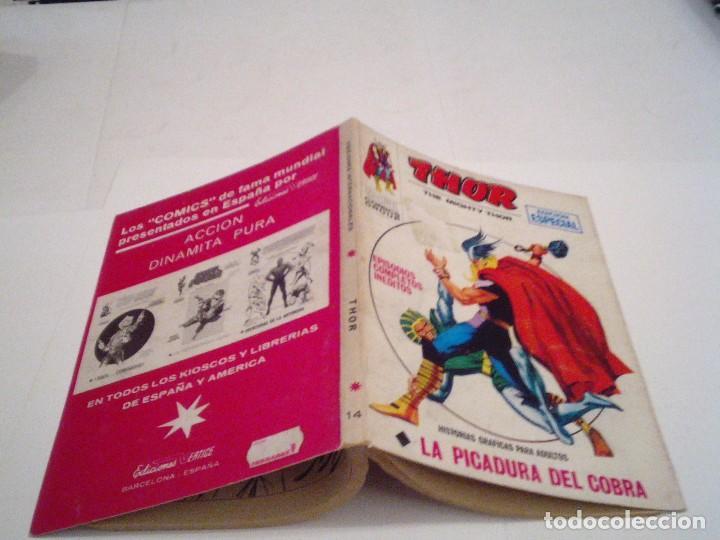Cómics: THOR - VOLUMEN 1 - VERTICE - COLECCION COMPLETA - BUEN ESTADO - GORBAUD - Foto 68 - 117414171