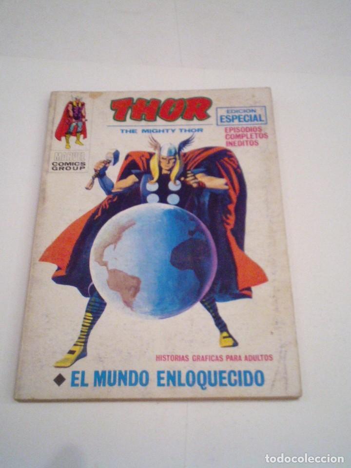 Cómics: THOR - VOLUMEN 1 - VERTICE - COLECCION COMPLETA - BUEN ESTADO - GORBAUD - Foto 69 - 117414171