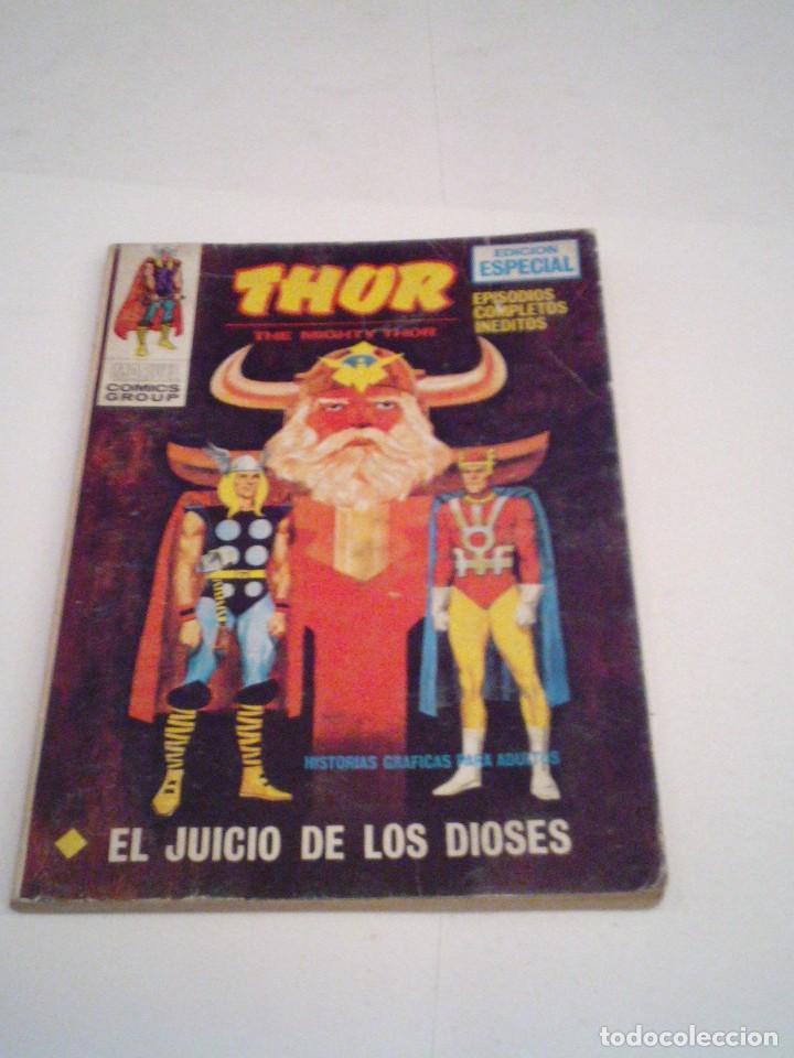 Cómics: THOR - VOLUMEN 1 - VERTICE - COLECCION COMPLETA - BUEN ESTADO - GORBAUD - Foto 74 - 117414171