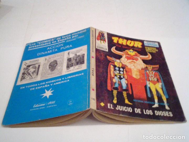 Cómics: THOR - VOLUMEN 1 - VERTICE - COLECCION COMPLETA - BUEN ESTADO - GORBAUD - Foto 78 - 117414171