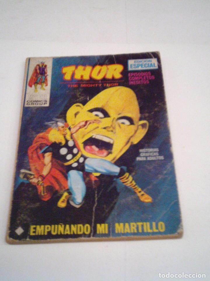 Cómics: THOR - VOLUMEN 1 - VERTICE - COLECCION COMPLETA - BUEN ESTADO - GORBAUD - Foto 79 - 117414171