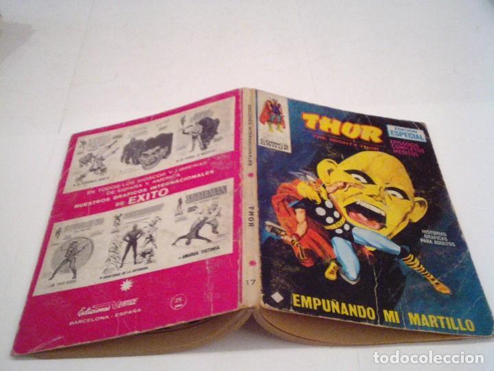 Cómics: THOR - VOLUMEN 1 - VERTICE - COLECCION COMPLETA - BUEN ESTADO - GORBAUD - Foto 83 - 117414171
