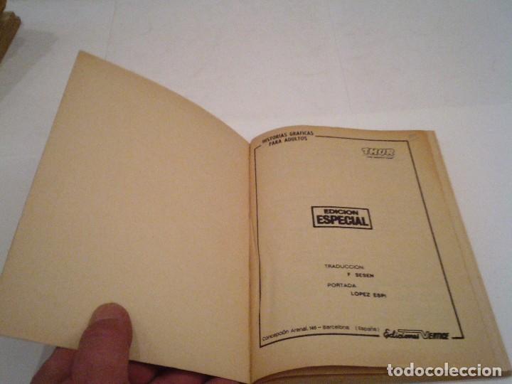 Cómics: THOR - VOLUMEN 1 - VERTICE - COLECCION COMPLETA - BUEN ESTADO - GORBAUD - Foto 85 - 117414171
