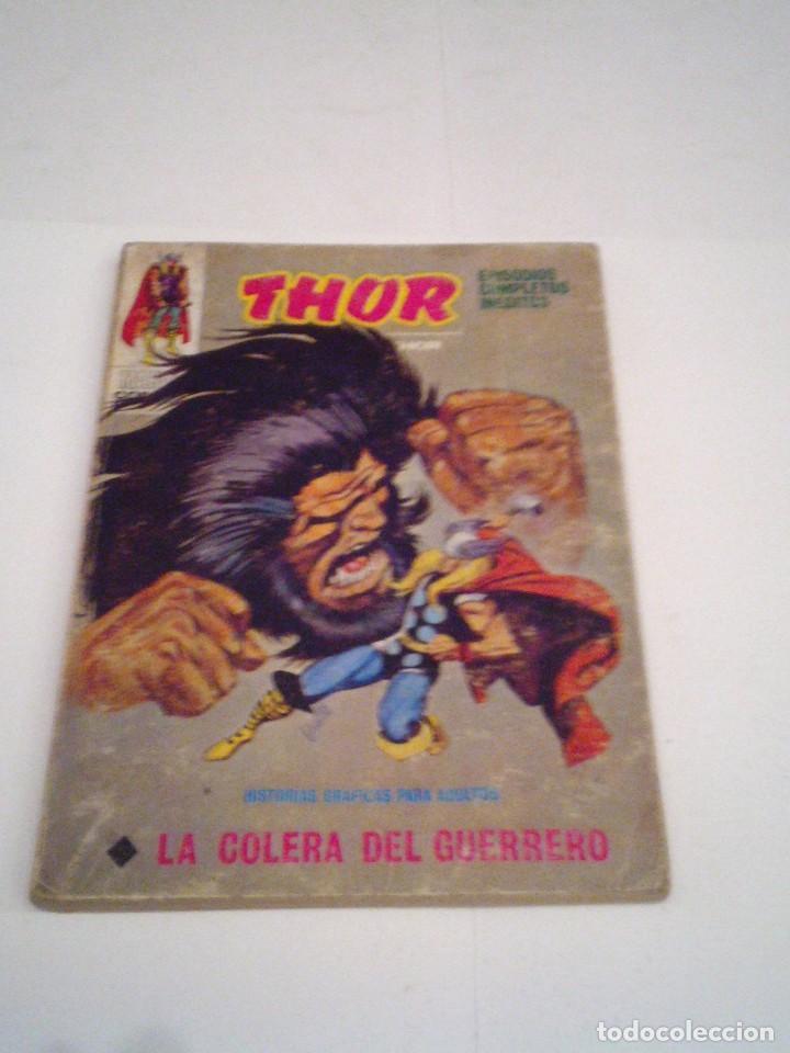 Cómics: THOR - VOLUMEN 1 - VERTICE - COLECCION COMPLETA - BUEN ESTADO - GORBAUD - Foto 104 - 117414171