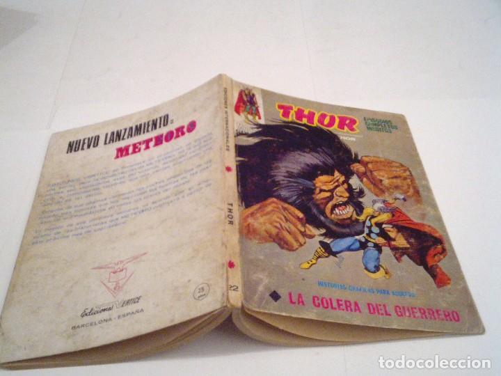 Cómics: THOR - VOLUMEN 1 - VERTICE - COLECCION COMPLETA - BUEN ESTADO - GORBAUD - Foto 108 - 117414171