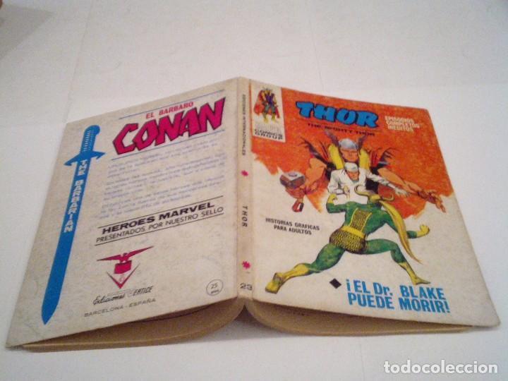 Cómics: THOR - VOLUMEN 1 - VERTICE - COLECCION COMPLETA - BUEN ESTADO - GORBAUD - Foto 113 - 117414171