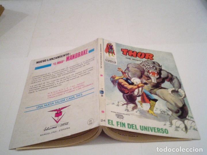 Cómics: THOR - VOLUMEN 1 - VERTICE - COLECCION COMPLETA - BUEN ESTADO - GORBAUD - Foto 118 - 117414171