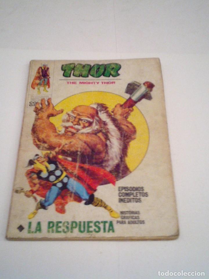 Cómics: THOR - VOLUMEN 1 - VERTICE - COLECCION COMPLETA - BUEN ESTADO - GORBAUD - Foto 119 - 117414171