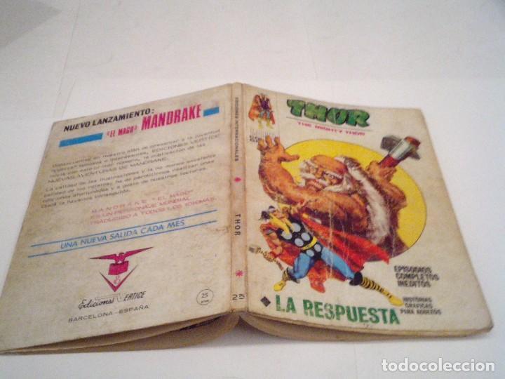 Cómics: THOR - VOLUMEN 1 - VERTICE - COLECCION COMPLETA - BUEN ESTADO - GORBAUD - Foto 123 - 117414171