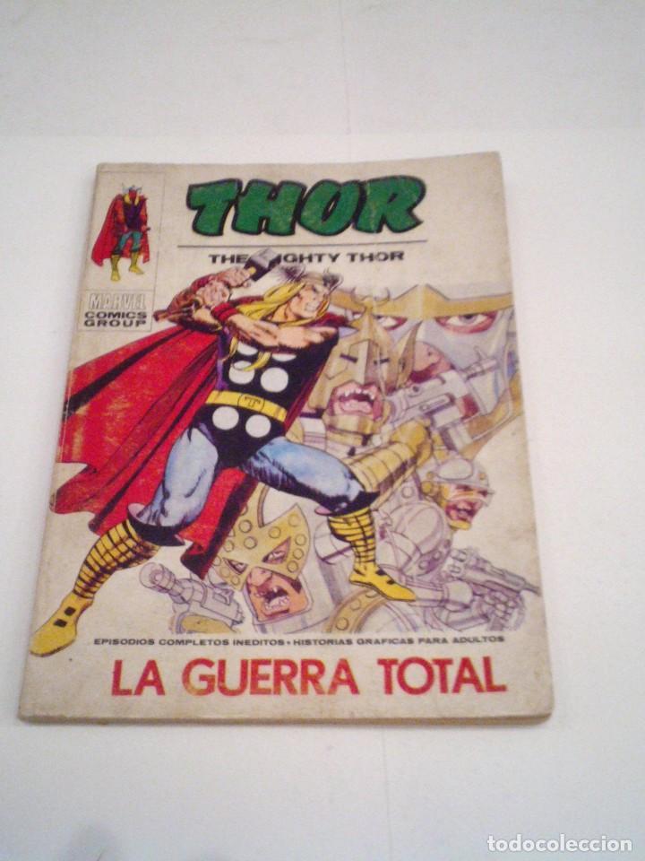 Cómics: THOR - VOLUMEN 1 - VERTICE - COLECCION COMPLETA - BUEN ESTADO - GORBAUD - Foto 128 - 117414171