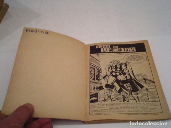 Cómics: THOR - VOLUMEN 1 - VERTICE - COLECCION COMPLETA - BUEN ESTADO - GORBAUD - Foto 129 - 117414171