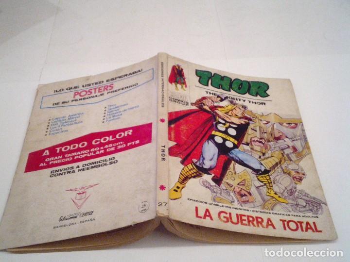 Cómics: THOR - VOLUMEN 1 - VERTICE - COLECCION COMPLETA - BUEN ESTADO - GORBAUD - Foto 131 - 117414171