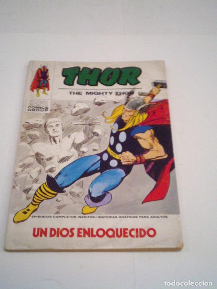 Cómics: THOR - VOLUMEN 1 - VERTICE - COLECCION COMPLETA - BUEN ESTADO - GORBAUD - Foto 132 - 117414171
