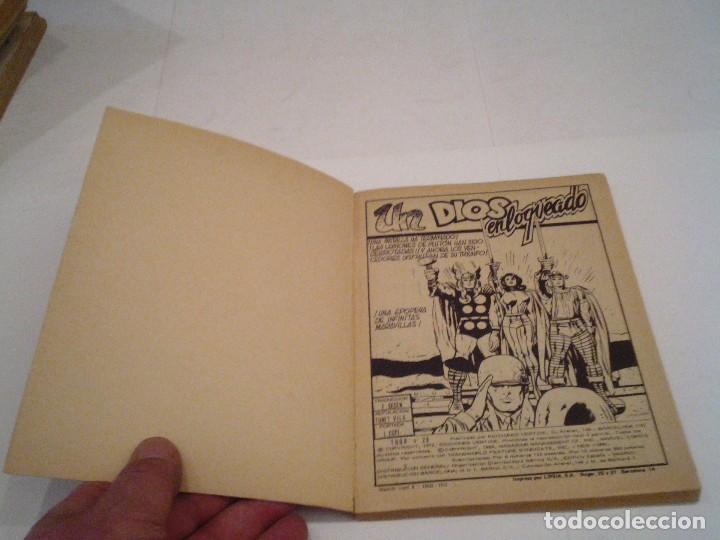 Cómics: THOR - VOLUMEN 1 - VERTICE - COLECCION COMPLETA - BUEN ESTADO - GORBAUD - Foto 133 - 117414171