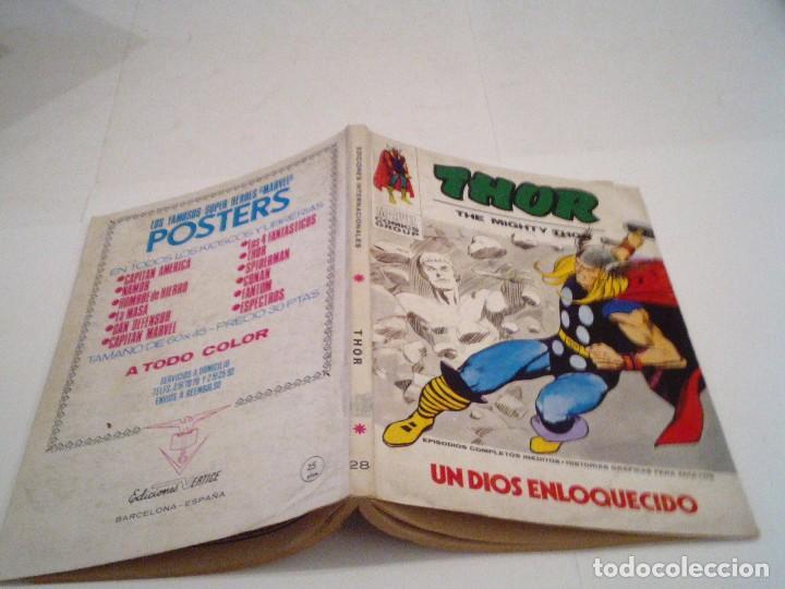 Cómics: THOR - VOLUMEN 1 - VERTICE - COLECCION COMPLETA - BUEN ESTADO - GORBAUD - Foto 135 - 117414171