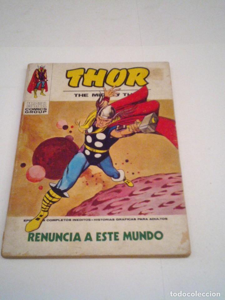 Cómics: THOR - VOLUMEN 1 - VERTICE - COLECCION COMPLETA - BUEN ESTADO - GORBAUD - Foto 140 - 117414171