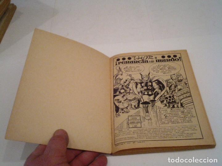 Cómics: THOR - VOLUMEN 1 - VERTICE - COLECCION COMPLETA - BUEN ESTADO - GORBAUD - Foto 141 - 117414171
