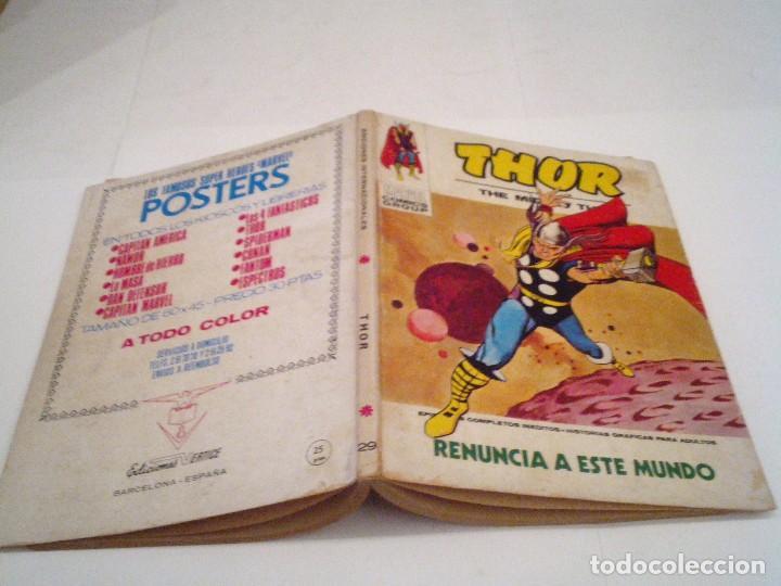 Cómics: THOR - VOLUMEN 1 - VERTICE - COLECCION COMPLETA - BUEN ESTADO - GORBAUD - Foto 143 - 117414171