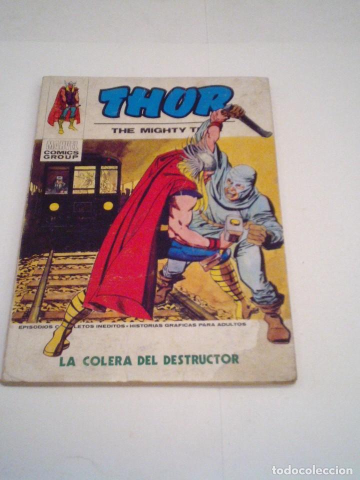 Cómics: THOR - VOLUMEN 1 - VERTICE - COLECCION COMPLETA - BUEN ESTADO - GORBAUD - Foto 144 - 117414171