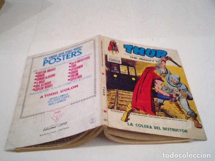 Cómics: THOR - VOLUMEN 1 - VERTICE - COLECCION COMPLETA - BUEN ESTADO - GORBAUD - Foto 147 - 117414171