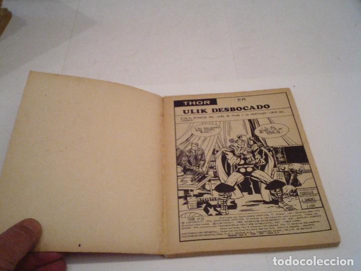 Cómics: THOR - VOLUMEN 1 - VERTICE - COLECCION COMPLETA - BUEN ESTADO - GORBAUD - Foto 149 - 117414171