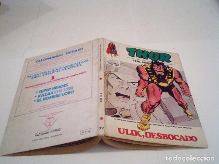 Cómics: THOR - VOLUMEN 1 - VERTICE - COLECCION COMPLETA - BUEN ESTADO - GORBAUD - Foto 151 - 117414171