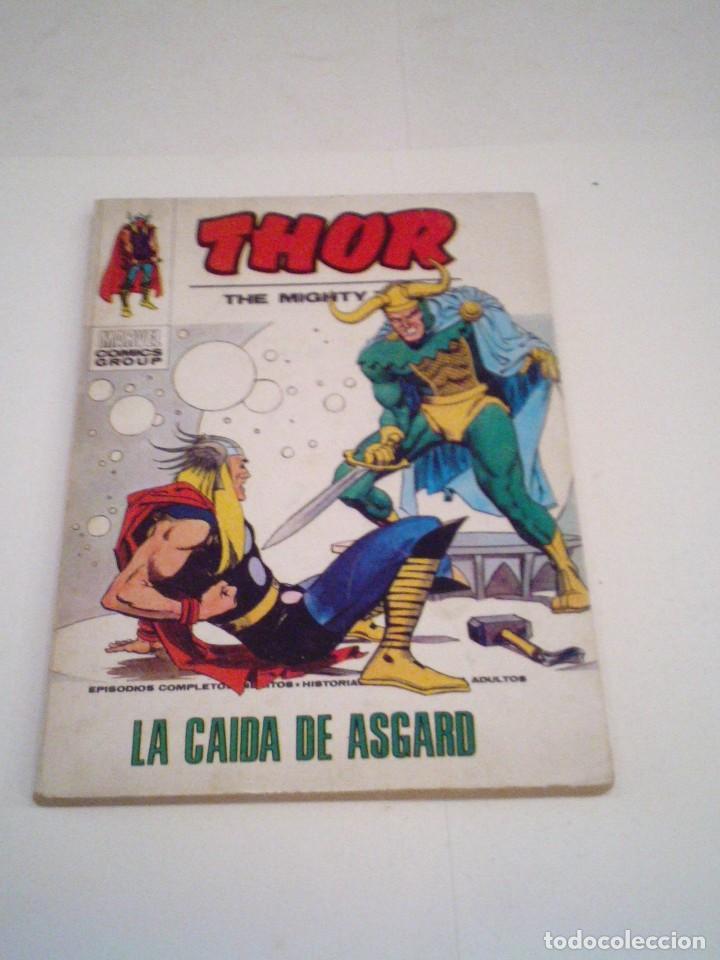 Cómics: THOR - VOLUMEN 1 - VERTICE - COLECCION COMPLETA - BUEN ESTADO - GORBAUD - Foto 152 - 117414171