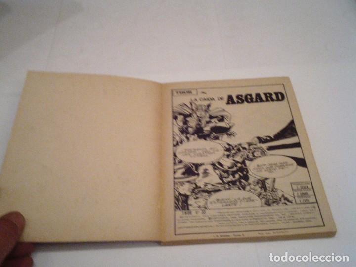 Cómics: THOR - VOLUMEN 1 - VERTICE - COLECCION COMPLETA - BUEN ESTADO - GORBAUD - Foto 153 - 117414171