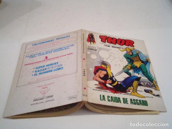 Cómics: THOR - VOLUMEN 1 - VERTICE - COLECCION COMPLETA - BUEN ESTADO - GORBAUD - Foto 155 - 117414171