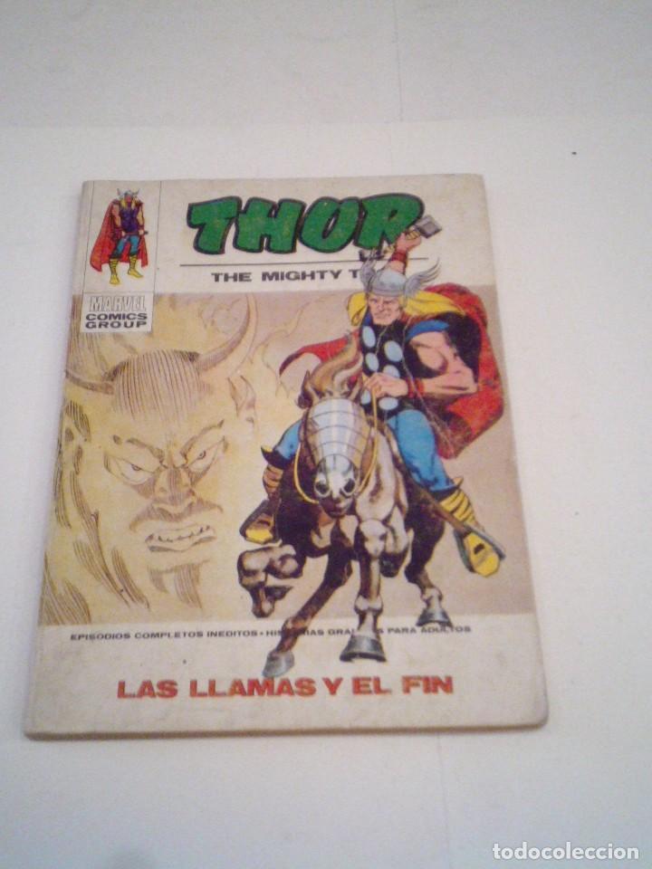 Cómics: THOR - VOLUMEN 1 - VERTICE - COLECCION COMPLETA - BUEN ESTADO - GORBAUD - Foto 156 - 117414171
