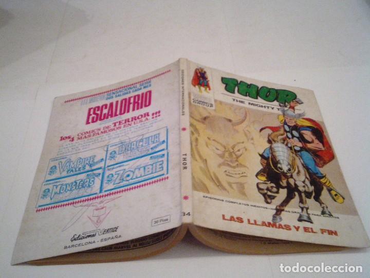 Cómics: THOR - VOLUMEN 1 - VERTICE - COLECCION COMPLETA - BUEN ESTADO - GORBAUD - Foto 159 - 117414171