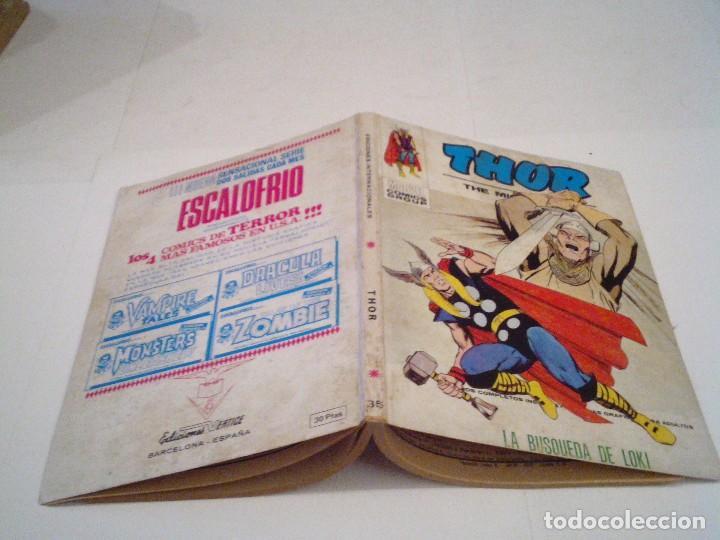 Cómics: THOR - VOLUMEN 1 - VERTICE - COLECCION COMPLETA - BUEN ESTADO - GORBAUD - Foto 163 - 117414171