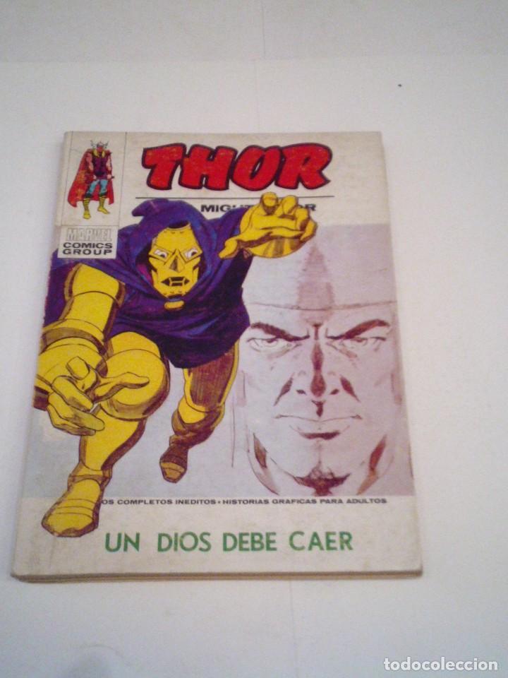 Cómics: THOR - VOLUMEN 1 - VERTICE - COLECCION COMPLETA - BUEN ESTADO - GORBAUD - Foto 164 - 117414171