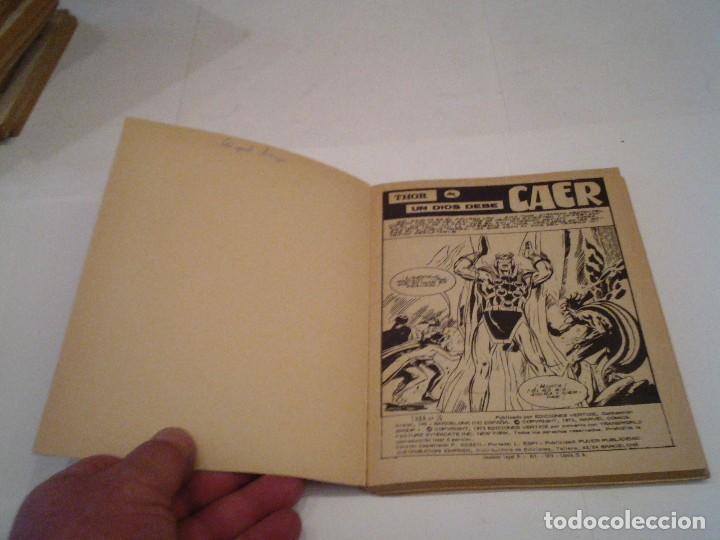Cómics: THOR - VOLUMEN 1 - VERTICE - COLECCION COMPLETA - BUEN ESTADO - GORBAUD - Foto 165 - 117414171