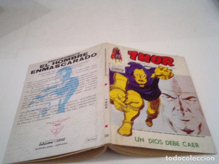 Cómics: THOR - VOLUMEN 1 - VERTICE - COLECCION COMPLETA - BUEN ESTADO - GORBAUD - Foto 167 - 117414171