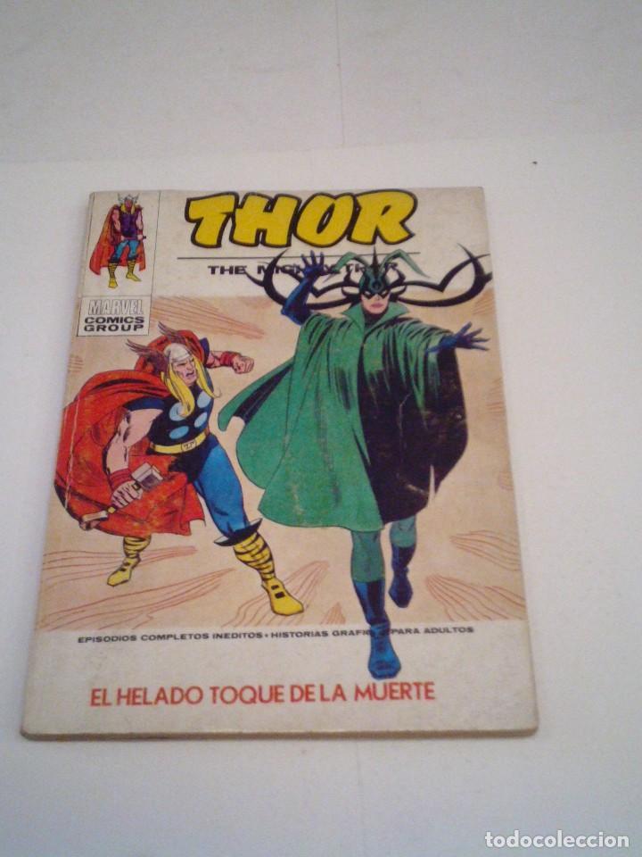 Cómics: THOR - VOLUMEN 1 - VERTICE - COLECCION COMPLETA - BUEN ESTADO - GORBAUD - Foto 180 - 117414171