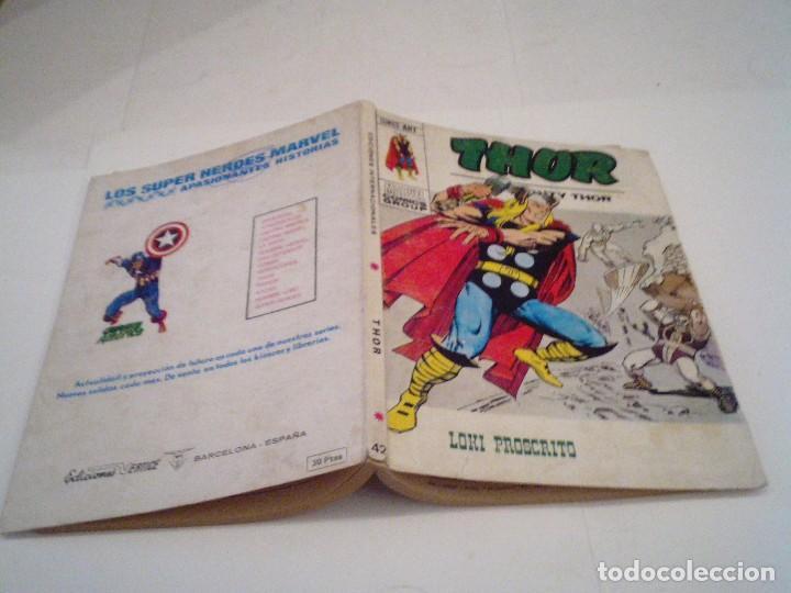 Cómics: THOR - VOLUMEN 1 - VERTICE - COLECCION COMPLETA - BUEN ESTADO - GORBAUD - Foto 187 - 117414171